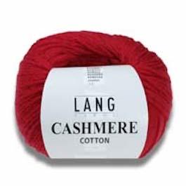 Lang Yarns Cashmere Cotton