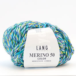 Lang Yarns Merino 50 Color