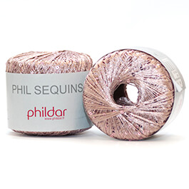 Phildar Sequins