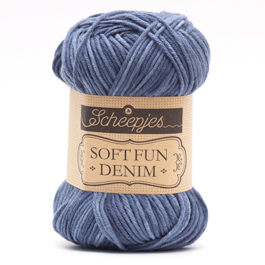 Scheepjes Softfun Denim