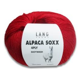 Lang Yarns Alpaca Soxx 4 ply Easywash
