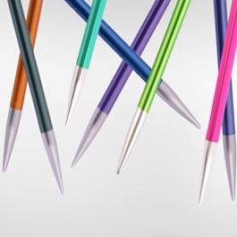 KnitPro Zing Rechte Naalden