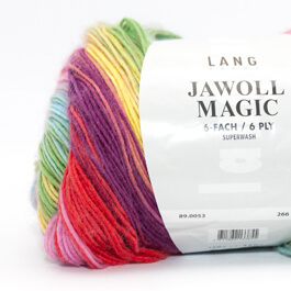 Lang Yarns Jawoll Magic 6ply