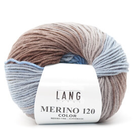 Lang Yarns Merino+ Color