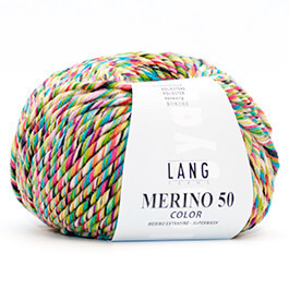 Lang Yarns Merino 50 Color