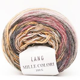 Lang Yarns Mille Colori 200 gr.