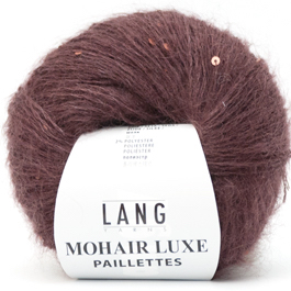 Lang Yarns Mohair Luxe Paillettes