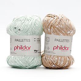 Phildar Paillettes
