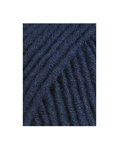 Lang Yarns Cashmere Big Donkerblauw (25)