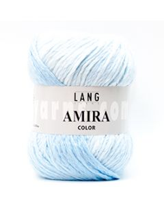 Lang Yarns Amira Color (20) Lichtblauw Sale!