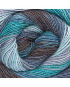 Lang Yarns Jawoll Magic 6-ply Aqua (10)
