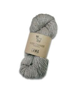 Lang Yarns Noble Cashmere (01) Naturel Bruin