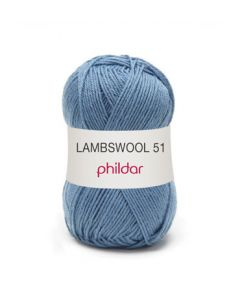Phildar Lambswool 51 Denim (117)