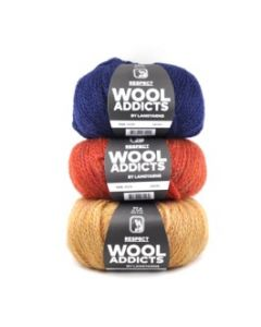 Wooladdicts Respect Million Moments KAL Wood-Denim-Brick-bij de Breiboerderij