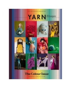 Scheepjes Yarn Bookazine 10 The Colour Issue bij de Breiboerderij